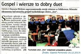 Gazeta Pomorska 2013