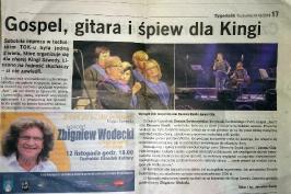 Tygodnik Tucholski nr 43/2016 - Koncert dla Kingi-1